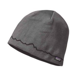 Beanie Hat Fitz Roy Line: Forge Grey ALL