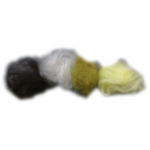 Pure Silk Dubbing