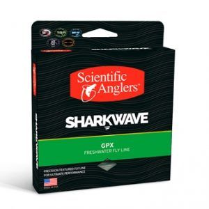 Scientific Anglers Sharkwave GPX – Willow/Dk Willow/Chartreuse