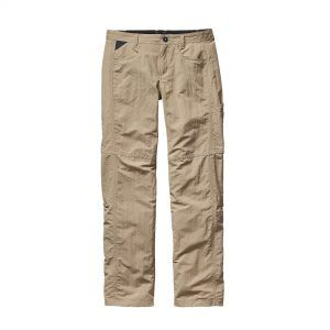 Women's Away from Home Pants – El Cap Khaki
