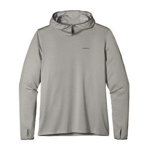 Patagonia Tropic Comfort Hoody II – Tailored Grey