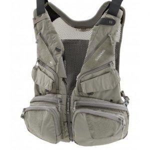 Waypoints Vest Convertable- Greystone
