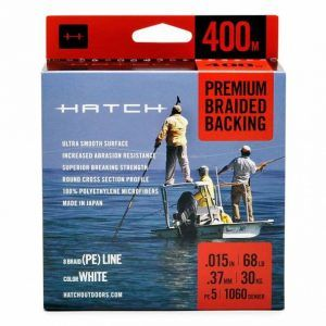 Hatch Premium Backing-400 Meters
