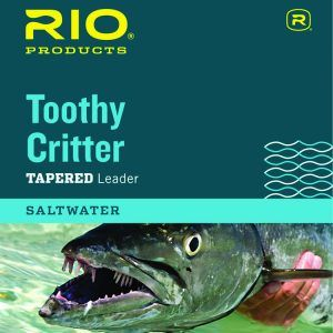 TOOTHY CRITTER II 7.5′ 30LB CLASS 30LB KNOTTABLE WIRE