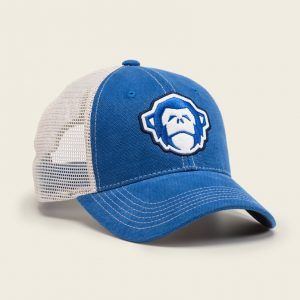 Howler Brothers El Mono Mesh Back Hat Royal Blue